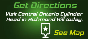 Visit Central Ontario Cylinder Head in Richmond Hill today.